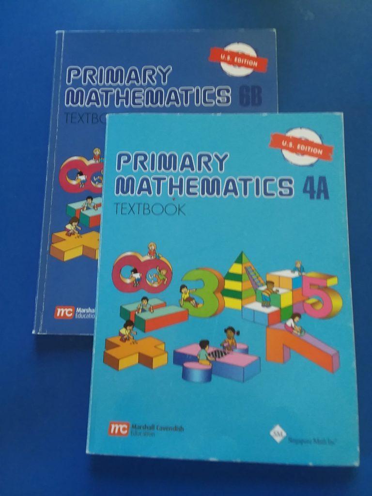 Primary mathematics, Singapore math, math resource