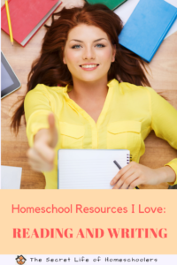 homeschool resources for reading and writing