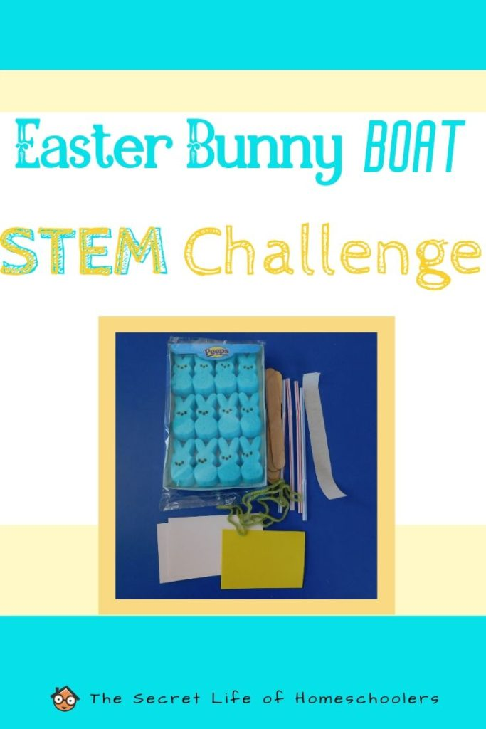 Build The Best Easter Bunny Boat A Stem Challenge